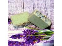 Натуральное мыло  Василёк (95-100 г)