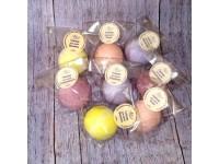 Гейзеры для ванны (в ассортименте: лаванда, роза, лемонграсс, цитрус, шоколад, ваниль, смородина)