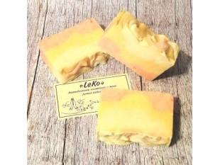 Натуральное мыло  Зефирка  натуральная косметика, ручная работа