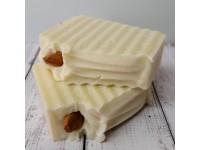 Натуральное  шелковое крем-мыло Марципан (95-100 г.)