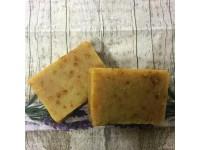 Натуральное мыло - легкий  скраб Завтрак  & фреш (95-100 г)