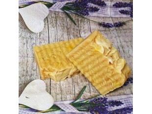 Натуральное шелковое крем-мыло Календула