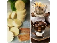 Натуральное крем- мыло Ши шелковое (95-100 г)