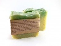 Натуральное мыло Алое (95-100 г)