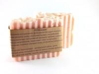 Натуральное мыло Роза (нежный крем ) (95-100 г)